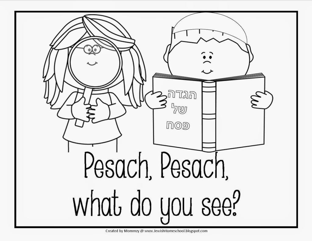 Moses Passover Coloring Pages Book Djanup - Free Printable Coloring ...