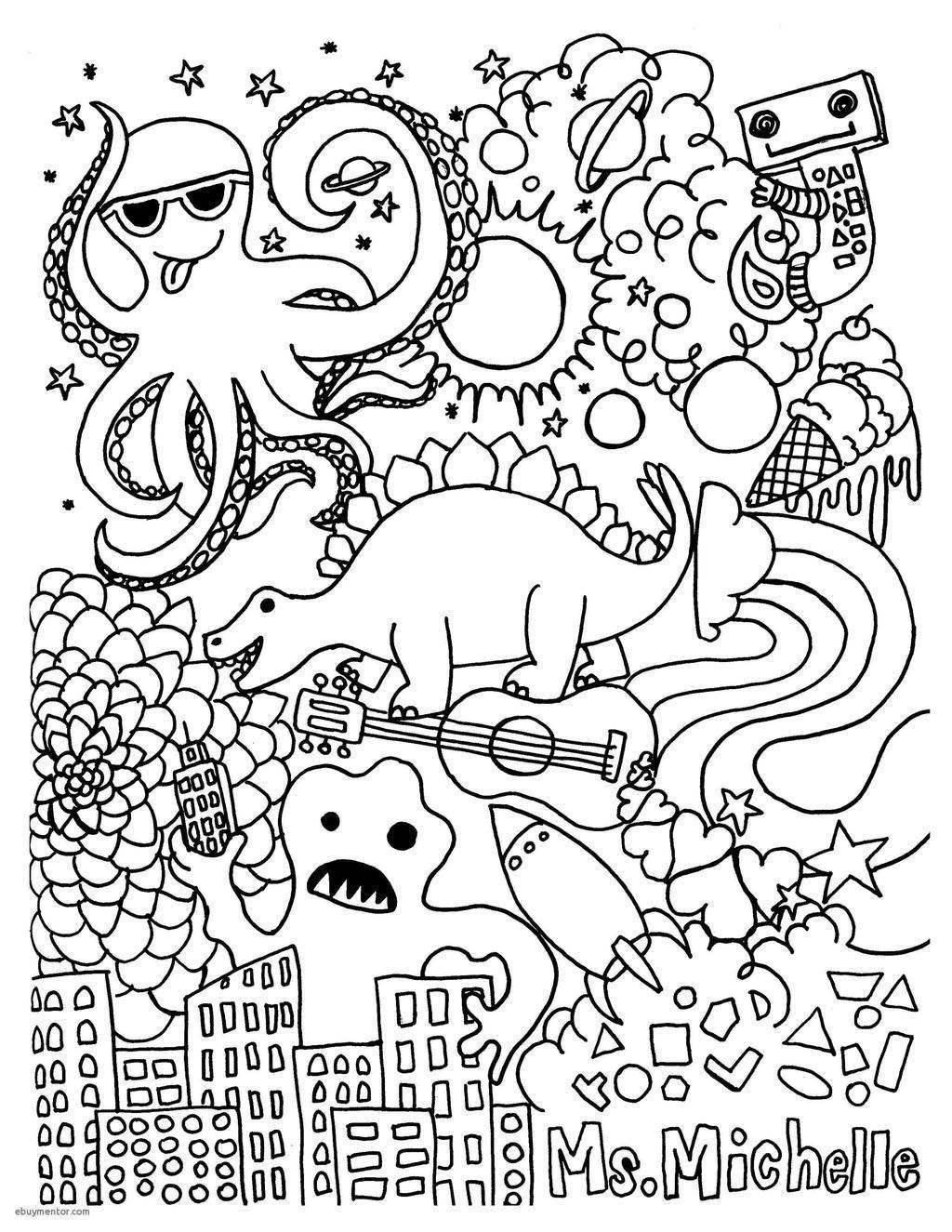 Nativity Coloring Pages Kids Characters - Free Printable Coloring Pages