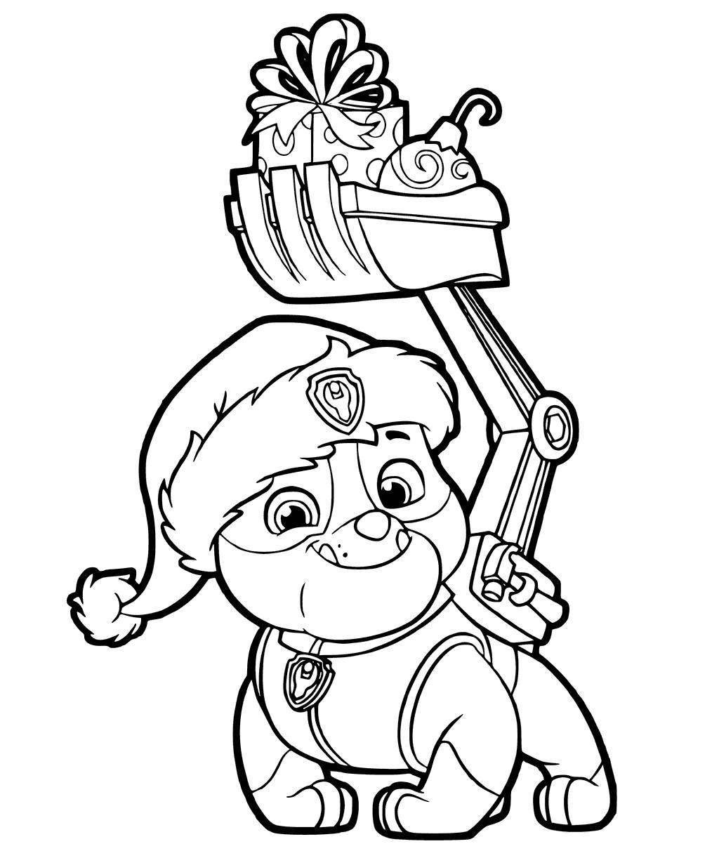 Nickelodeon Coloring Pages Paw Patrol Coloring Sheets Free