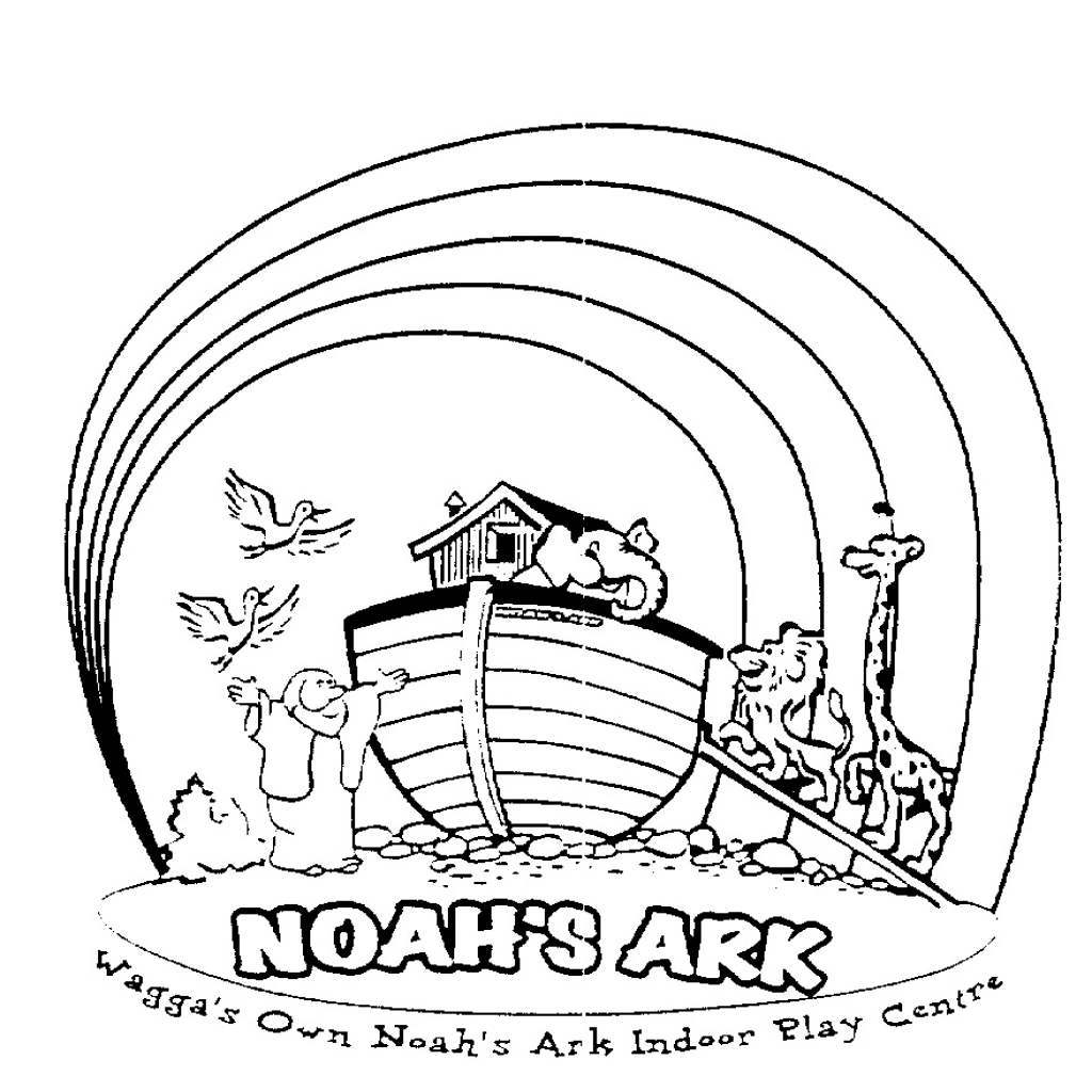 Noah The Ark Coloring Pages Obsession Noahs for Adults - Free ...