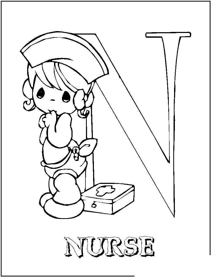 Nurse Coloring Pages Ultimate Nursing Free Printable Coloring Pages