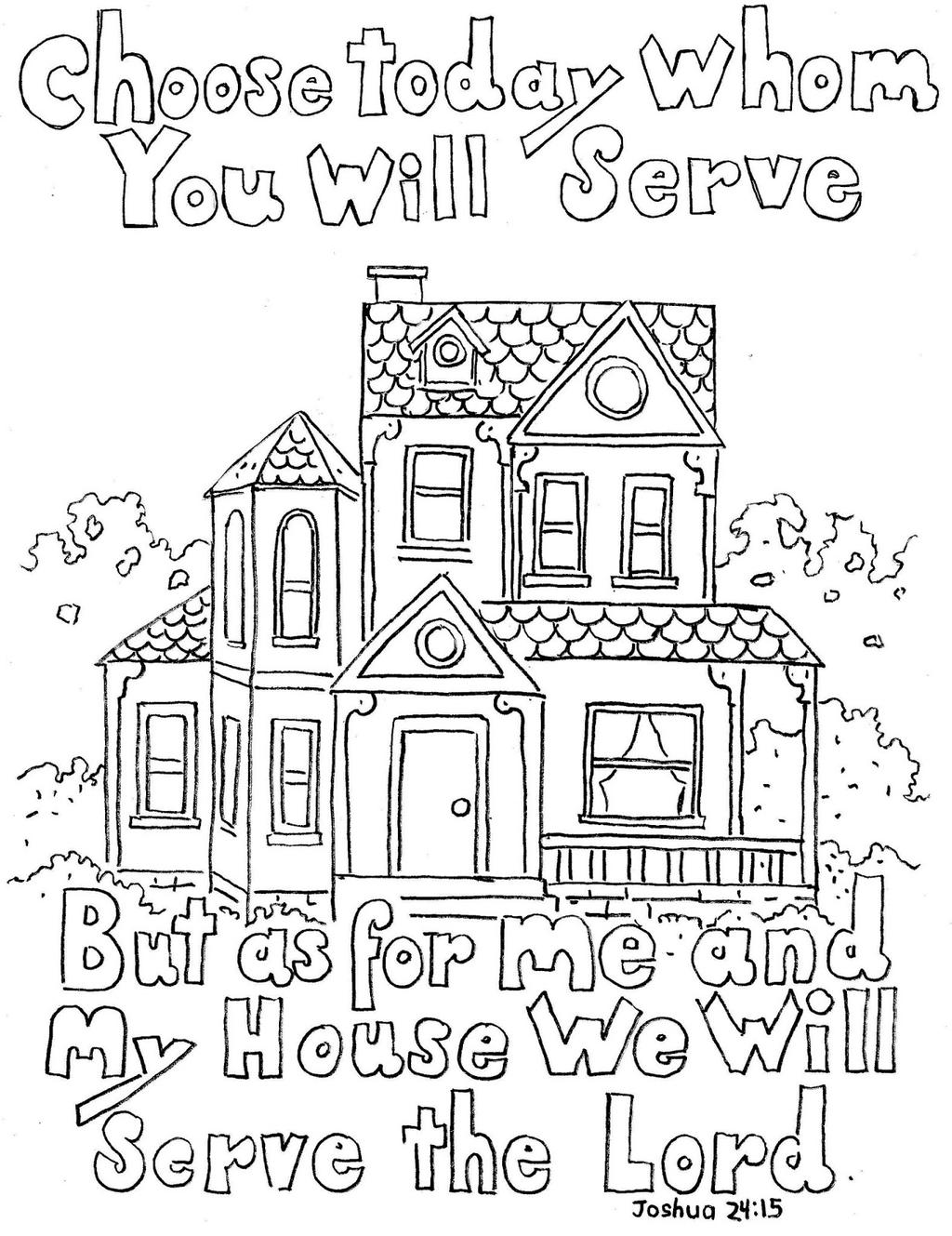 Obedience Coloring Pages Obey Lord Free Printable Coloring Pages