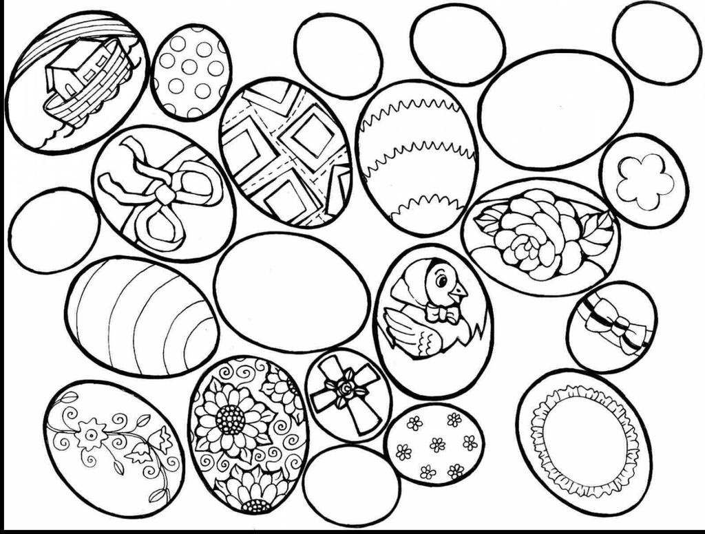 Religious Easter Coloring Pages Christian Online - Free Printable ...
