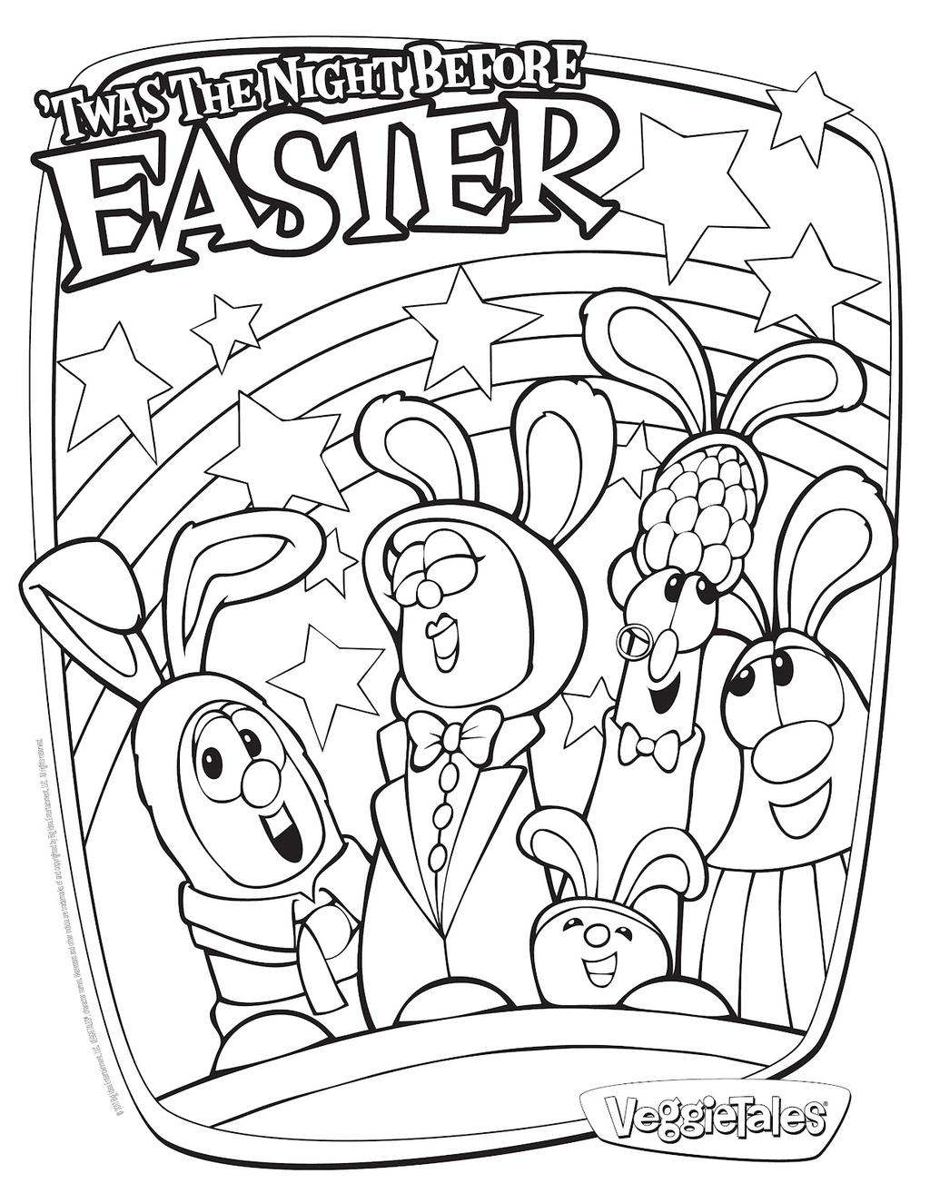 Religious Easter Coloring Pages Sheet Design Fan Art - Free ...