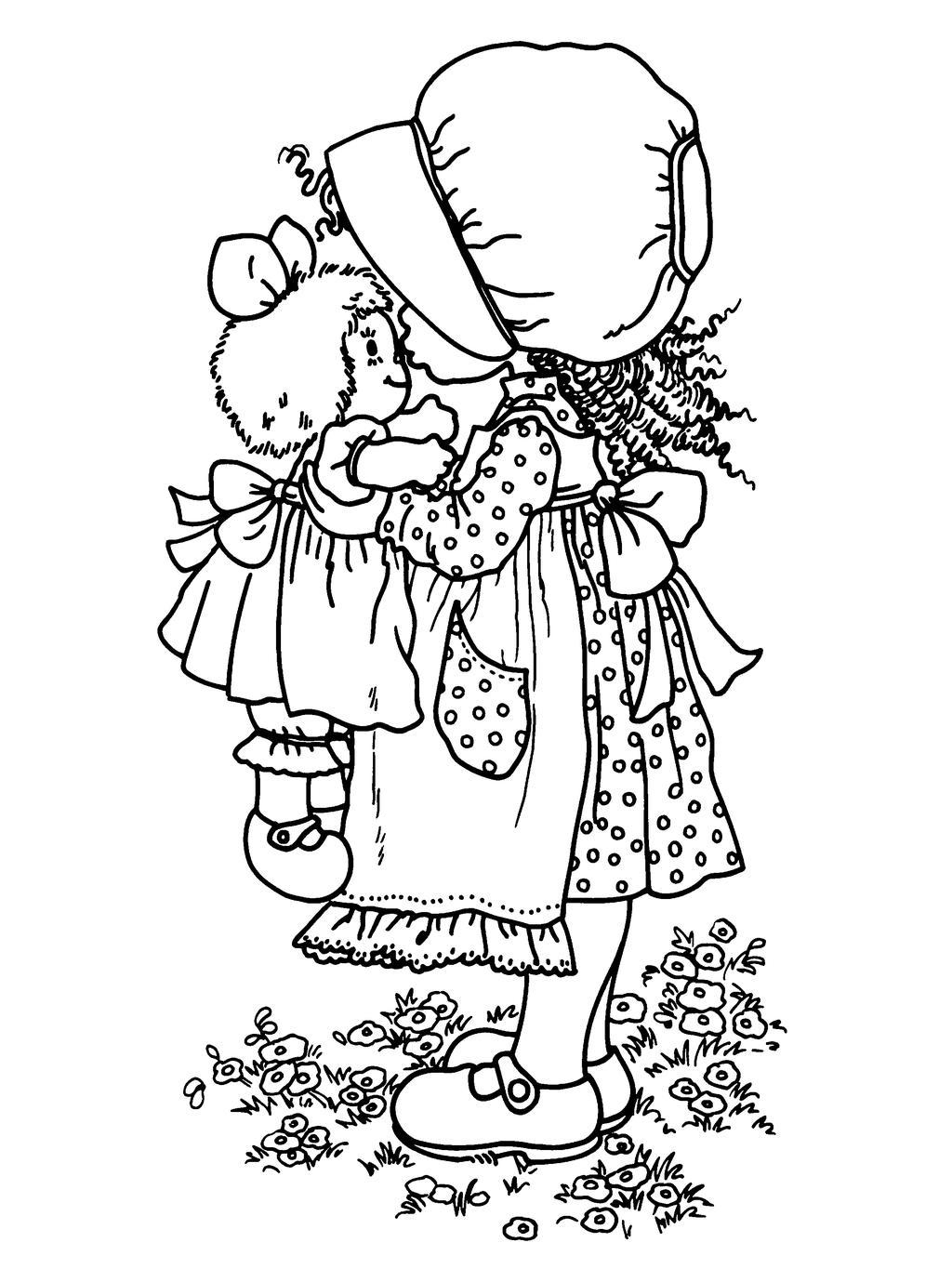 Sarah Kay Coloring Pages iage Gratuit - Free Printable ...