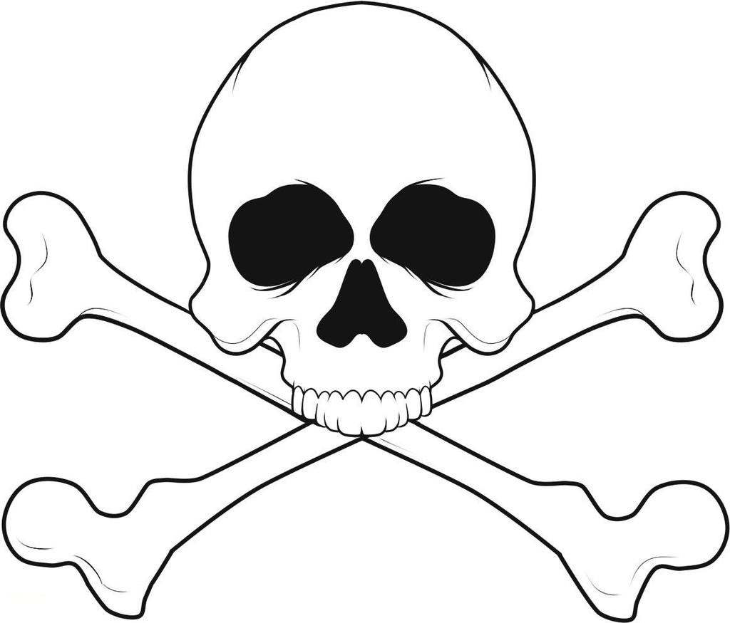 Free Skulls Coloring Pages Skull Kids for Adults printable
