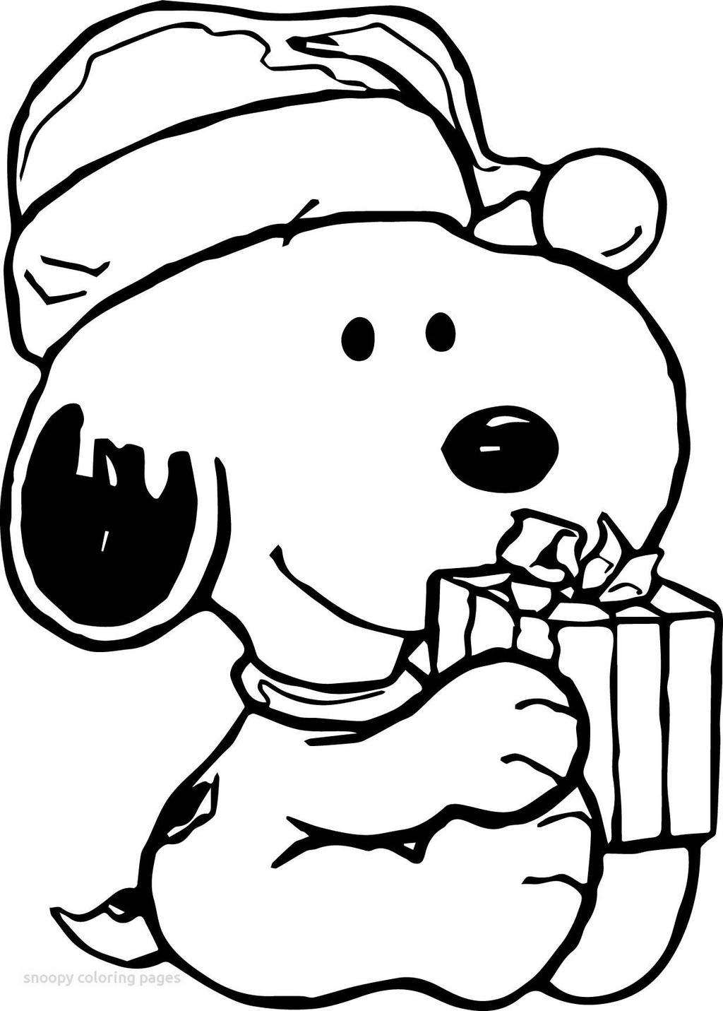 Snoopy And Woodstock Coloring Pages Colouring Aprenda Free