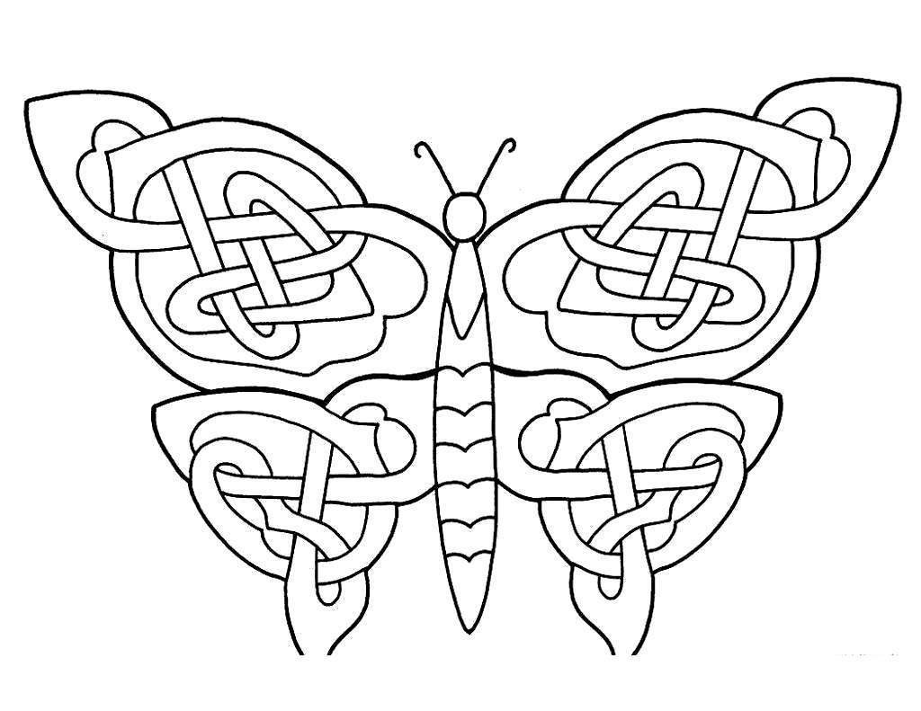 Book Kells Coloring Pages Pictures - Free Printable Coloring ...