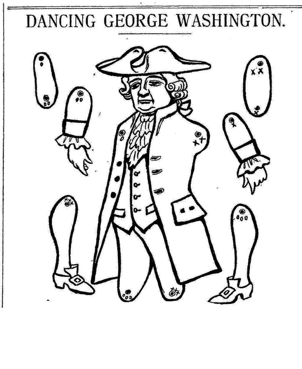 graphic about Printable Picture of George Washington referred to as George Washington Coloring Web pages ing Bokamosoafrica - Absolutely free