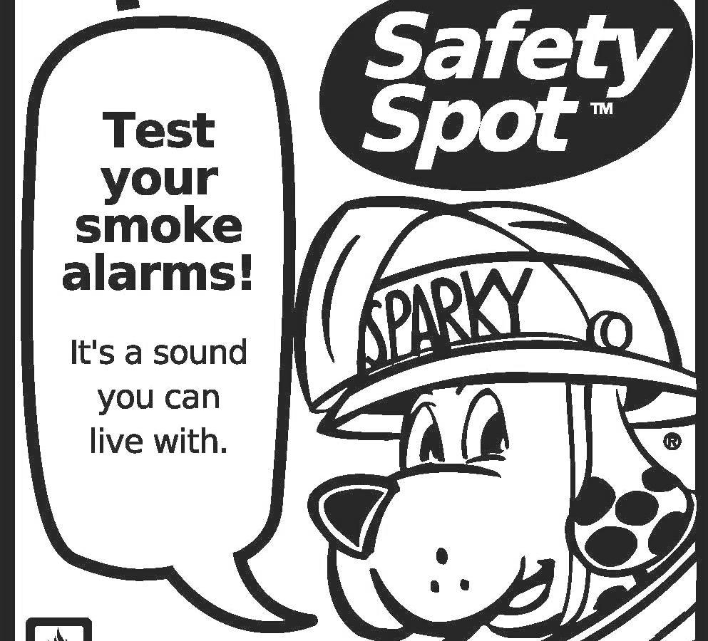 Sparky The Fire Dog Coloring Pages 1012 Outline Free Printable