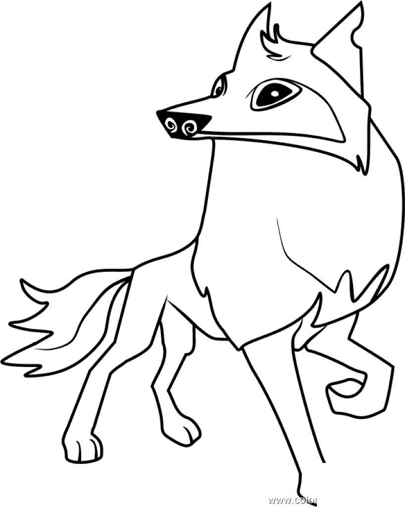 Free Tasmanian Tiger Coloring Pages Sheets Linear printable