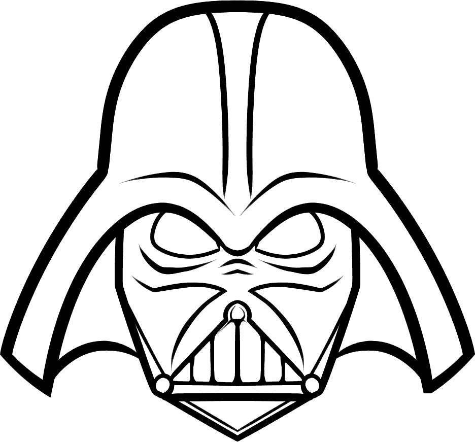 Yoda Head Coloring Pages Revealing