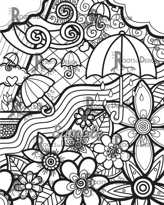 Free May Flowers Coloring Pages 35 Clipart - Free Printable ...