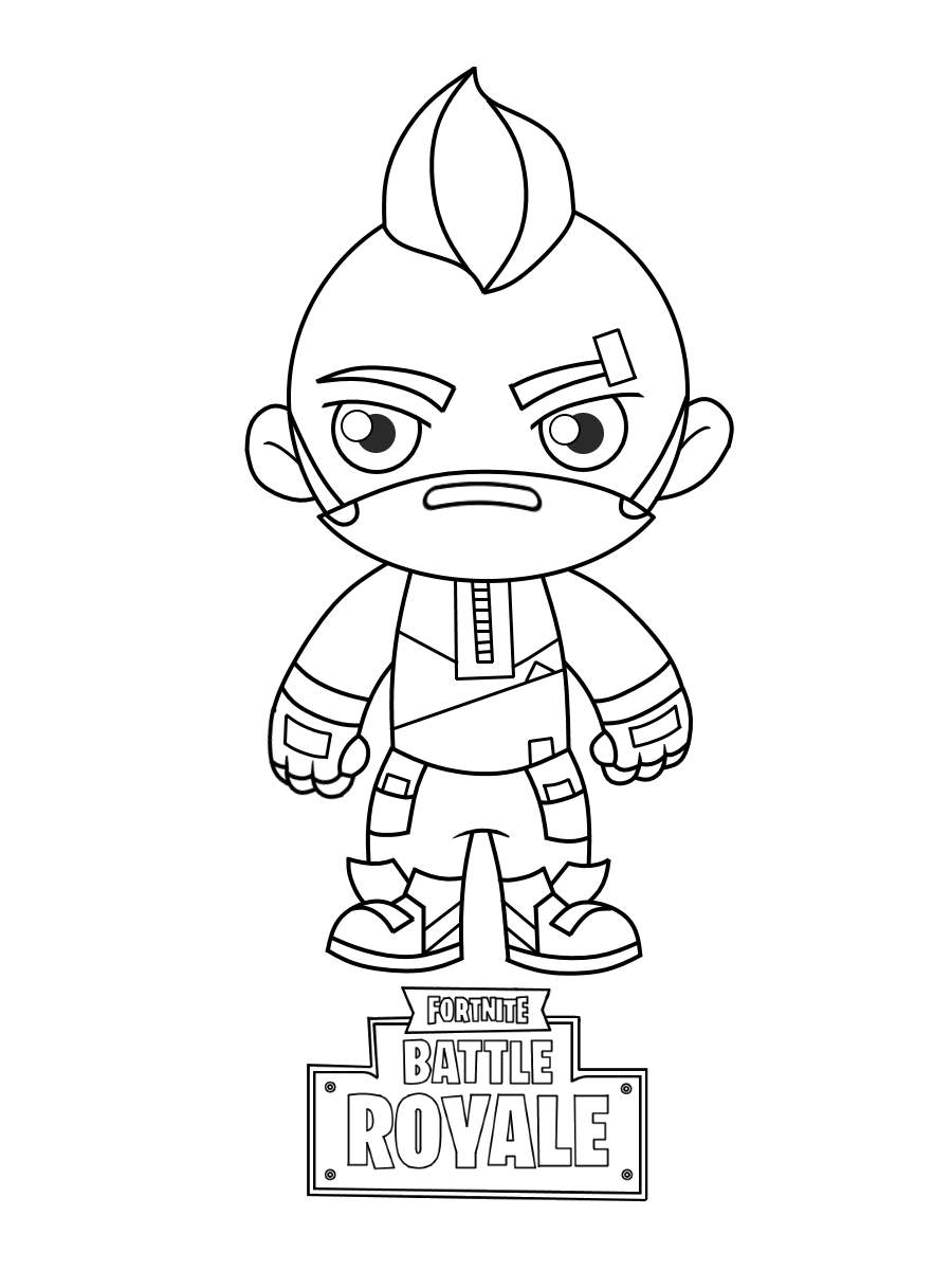 Free Fortnite Skin Coloring Pages 57 Online - Free ...