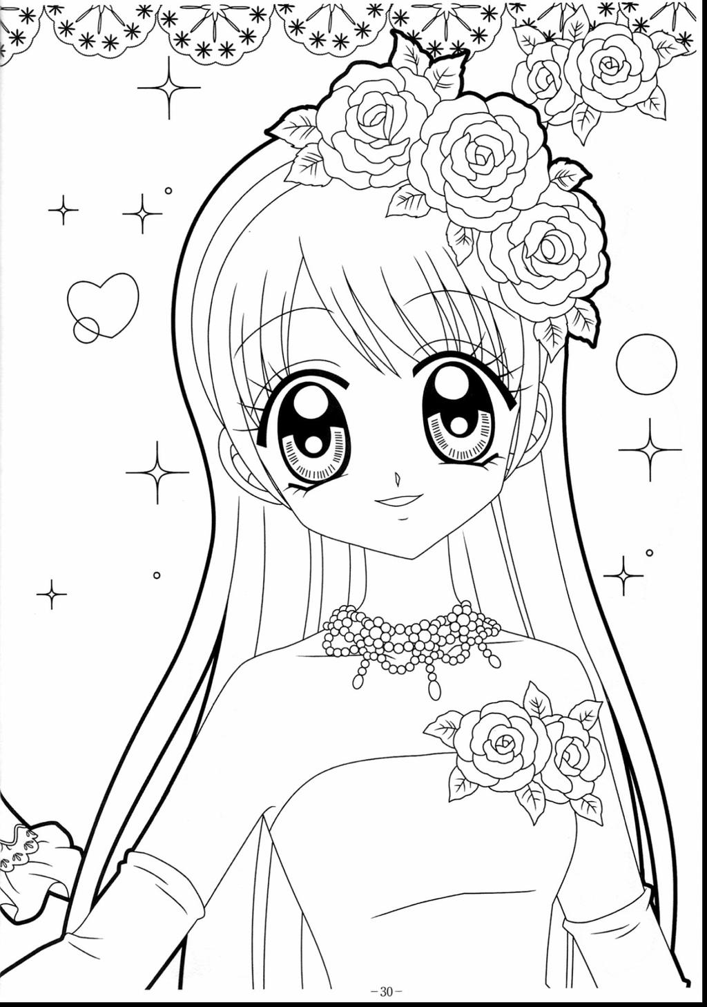 Gacha Life Coloring Pages Line Drawing Free Printable Coloring Pages