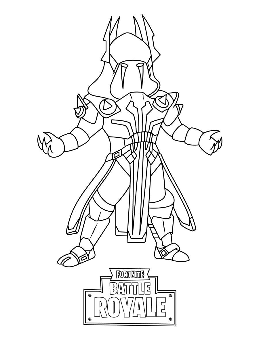 photograph about Fortnite Printable Coloring Pages titled Printable Fortnite Pores and skin Coloring Internet pages 77 Admirer Artwork - Cost-free