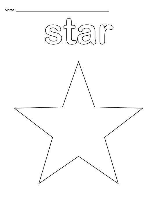 graphic relating to Star Outline Printable known as Styles Coloring Web pages Star Define - Free of charge Printable Coloring
