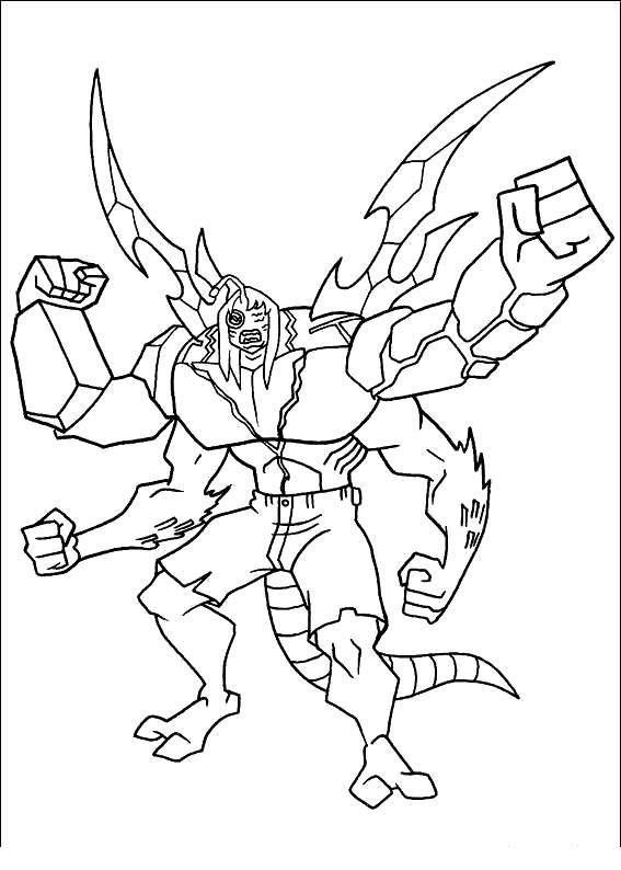 Alien Army Coloring Pages Free Printable Coloring Pages