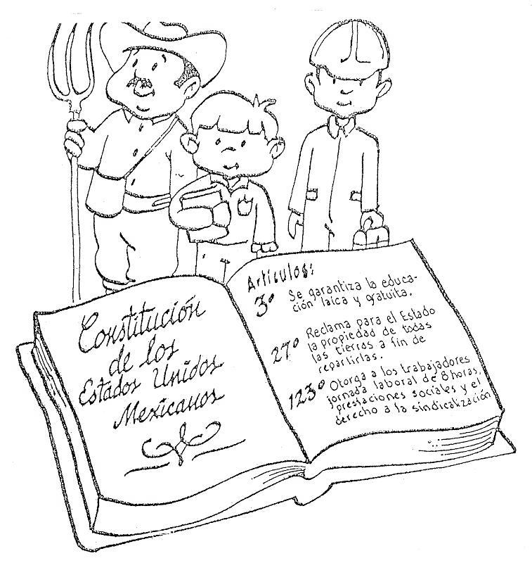 Free History of Constitution Coloring Pages printable