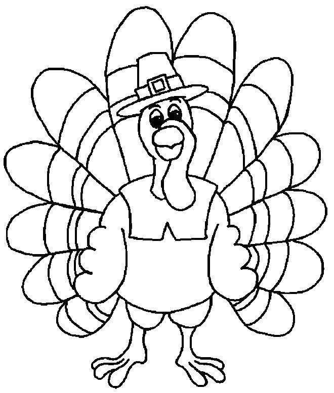 Free November Animals Coloring Pages printable