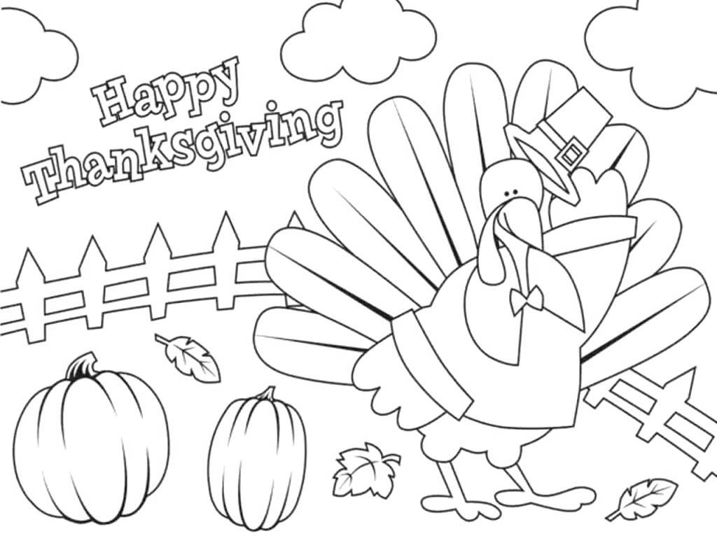 Free November Coloring Pages Linear printable