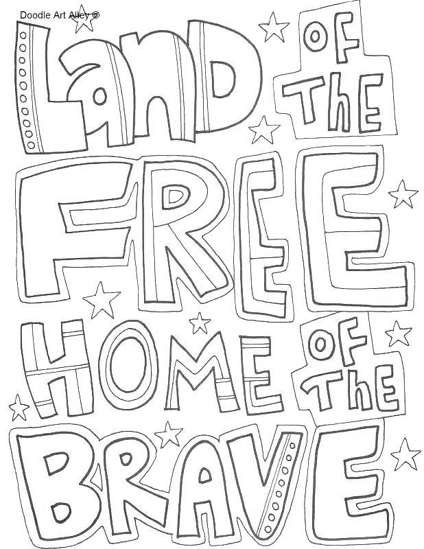 Veterans Day Coloring Pages Land