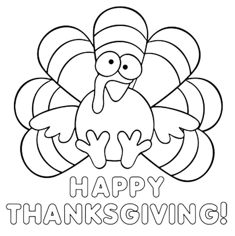 Free Free Turkey Coloring Pages Cute Turkey printable