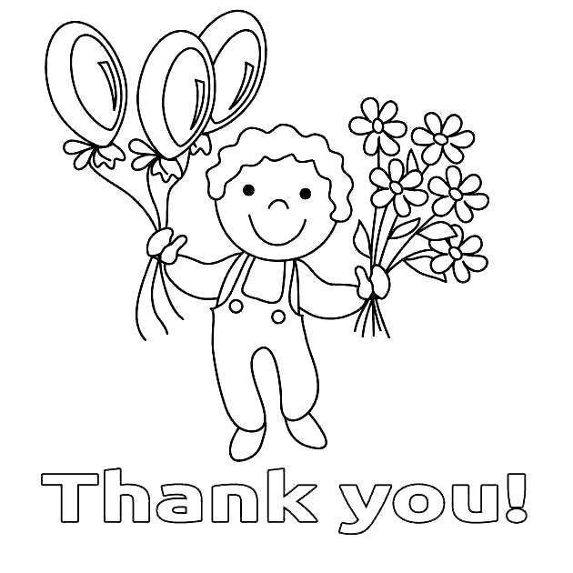 Free Thank You For Your Service Cards Coloring Pages printable
