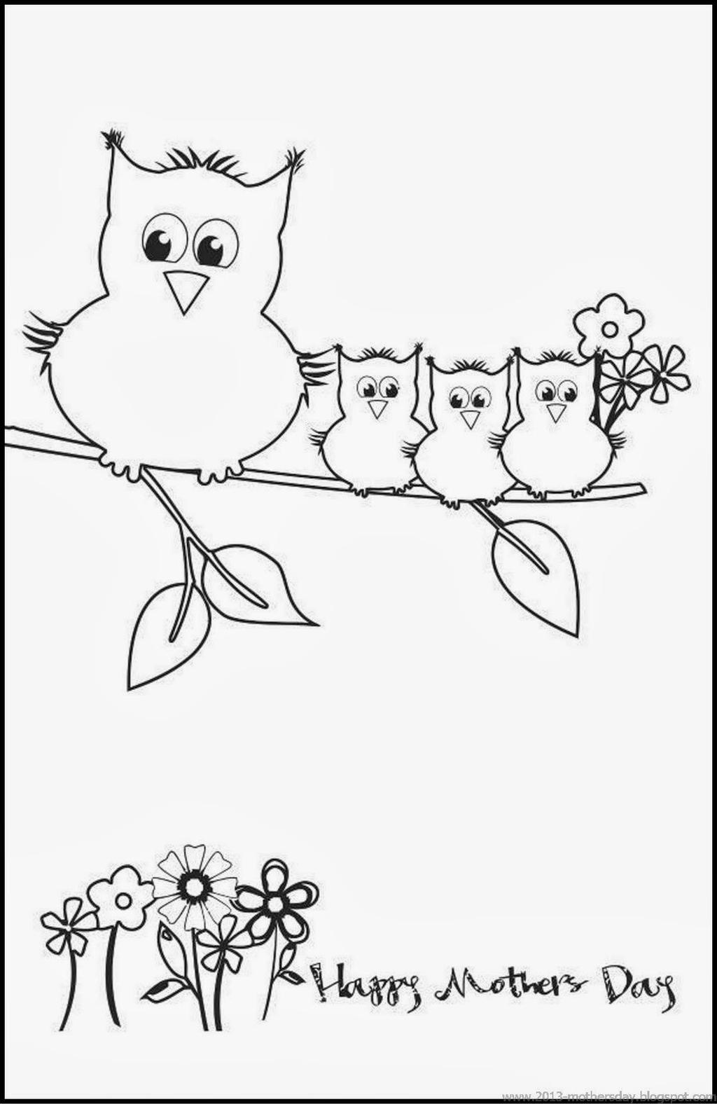 Free Thank You For Your Service Coloring Pages Birds Card printable