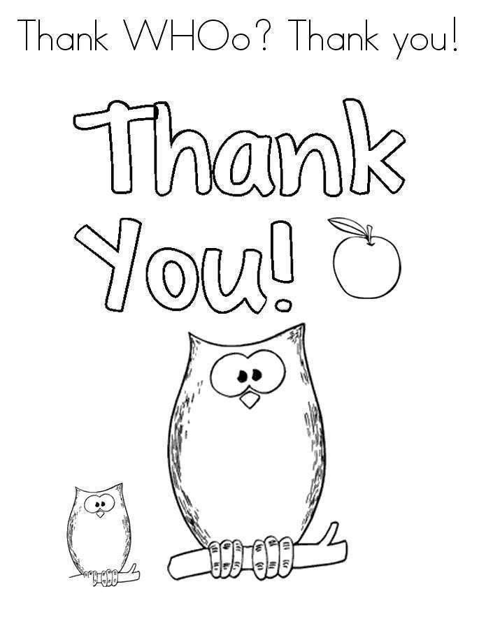 Free Thank You For Your Service Coloring Pages Thank Who printable